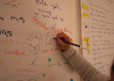 Niñez en riesgo. Intervención Comunitaria. España