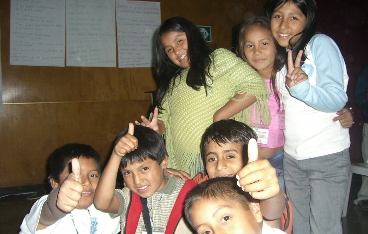 Protagonismo Infantil en América Latina (I)