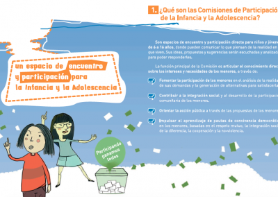 Guía para la Participación de la Infancia y Adolescencia