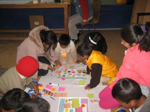 Participación y Protagonismo Infantil