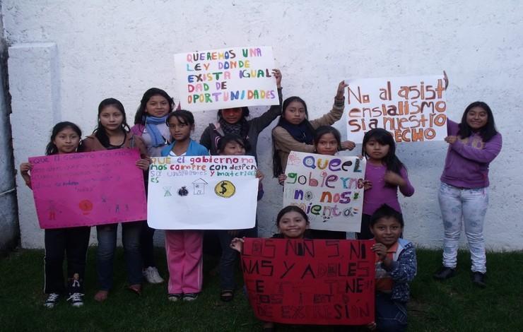 México: Por una Ley de Alturas. Si Gana la Infancia, Ganamos todas y todos
