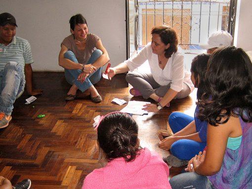 Sistemas Nacionales de Protección a la Infancia. Ecuador y Perú