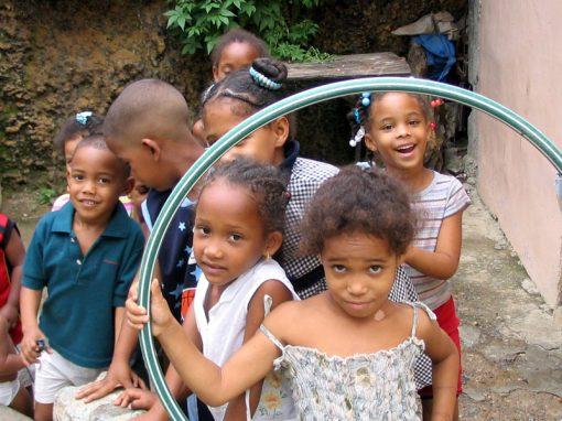 Atención integral Niños/as de la Calle. Rep. Dominicana