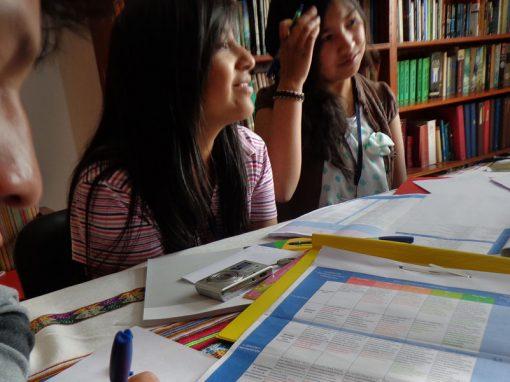 Fortalecimiento de Organizaciones Niños, Niñas y Adolescentes
