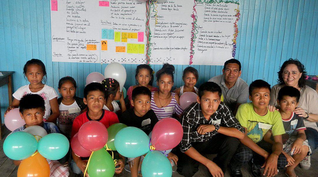 Educación Intercultural Bilingüe. Perú