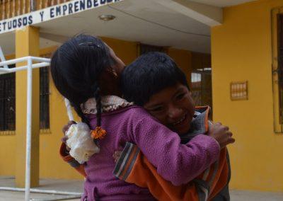 Evaluación Itermedia. Programa de apoyo a niñas y niños víctimas de explotación sexual comercial. INFANT. Perú