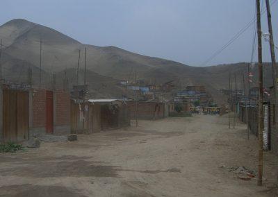 Educación y Organización con NATs. Perú