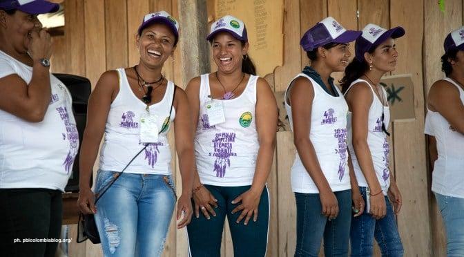 Protección con perspectiva de género y enfoque interseccional a lideresas sociales y personas defensoras de DDHH en Colombia